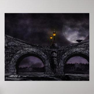 Old Bridge 16x20 print