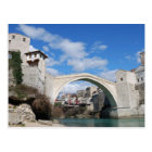 Old Bridge in Mostar Postcard