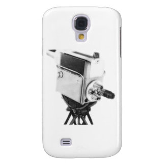 Old Broadcast TV Camera TK Galaxy S4 Cover