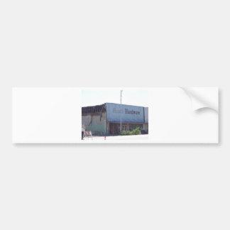 Old building in (Wetumka Ok) Bumper Sticker