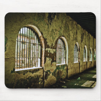 old building mousepad