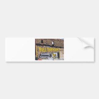 Old building (Wetumka Ok) Bumper Sticker
