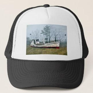 Old Buy Boat Trucker Hat
