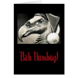 Old Buzzard Christmas Card