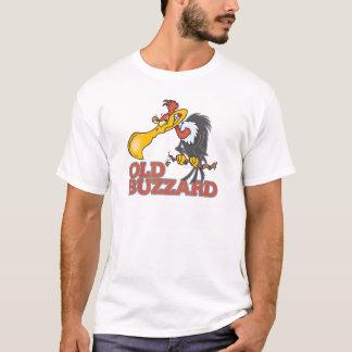 old buzzard funny cartoon character T-Shirt