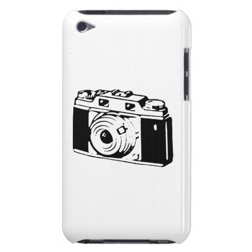 Old Camera iPod Case-Mate Cases