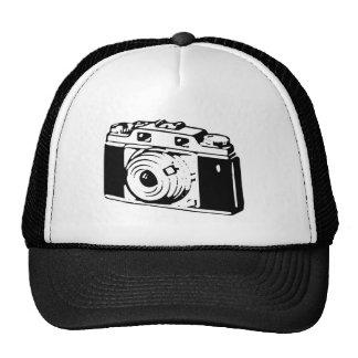 Old Camera Hat