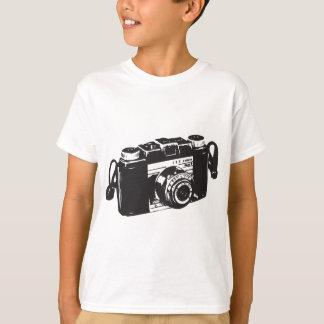 Old camera tee shirts