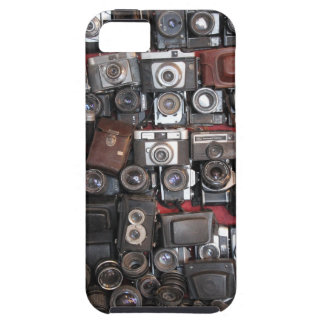 Old cameras iPhone 5 cover