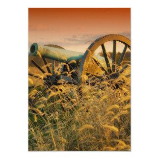 Old Cannon in Antietam Card