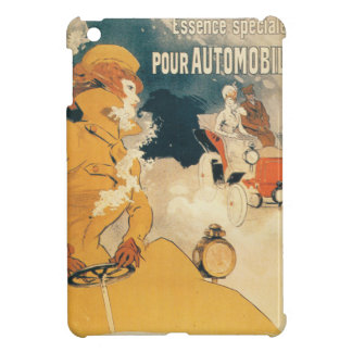 Old car automobile French advertisement Case For The iPad Mini