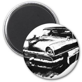 Old car cars rare vintage mustang refrigerator magnets