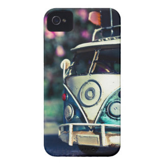 old car iPhone 4 case
