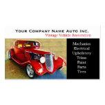 Old Car Repair Shop - Restorations