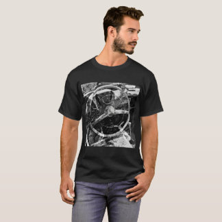 Old Car - very cool T-shirt for it - Kultig!!