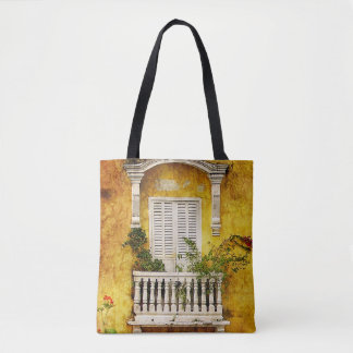 Old Cartagena Tote Bag