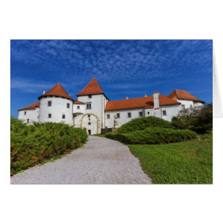 Old castle, Varazdin, Croatia Card