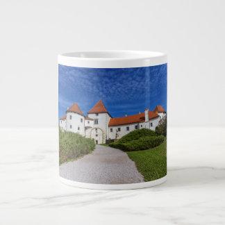 Old castle, Varazdin, Croatia Large Coffee Mug