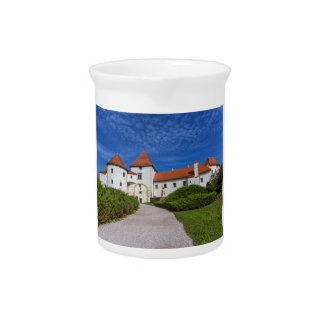Old castle, Varazdin, Croatia Pitcher