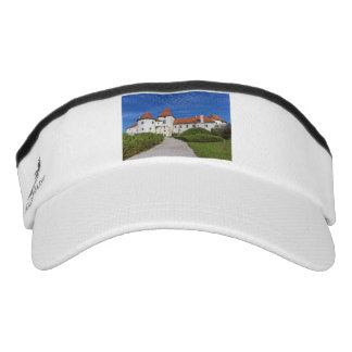 Old castle, Varazdin, Croatia Visor