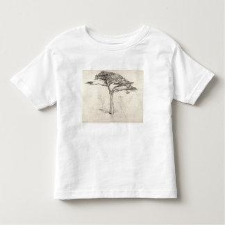 Old Cedar Tree in Botanic Garden, Chelsea, 1854 (p T-shirts