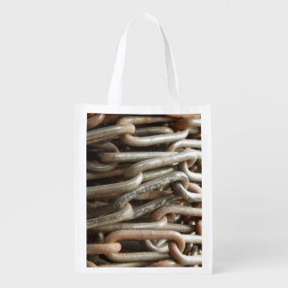 Old Chain Reusable Bag