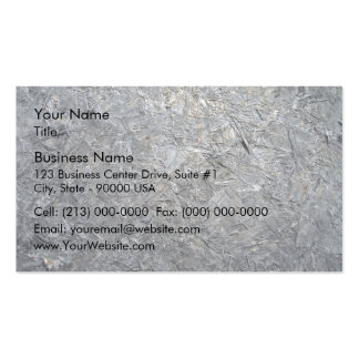Old Chipboard Pack Of Standard Business Cards