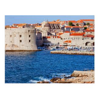 Old City of Dubrovnik Postcard