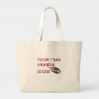 Old Clicks Tote Bags