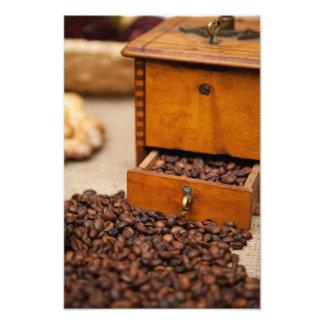 Old Coffee Grinder Photo Print