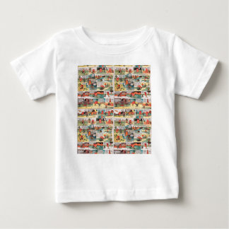 Old comic strip baby T-Shirt