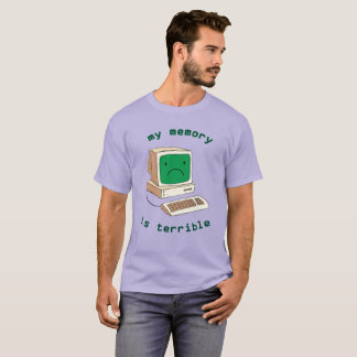 Old Computer T-Shirt