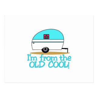 Old Cool Postcard