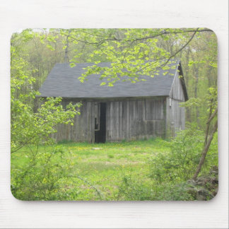 Old Country Barn Mouse Pad