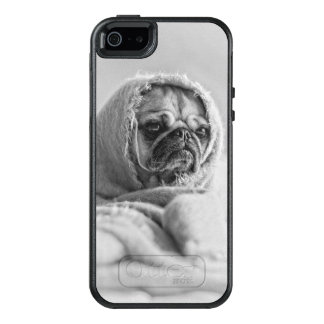Old Country Pug OtterBox iPhone 5/5s/SE Case