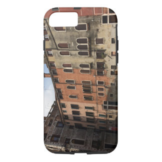 Old Courtyard Buildings Venice Italy Europe Travel iPhone 7 Case