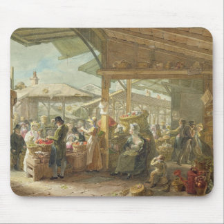 Old Covent Garden Market, 1825 Mouse Pad