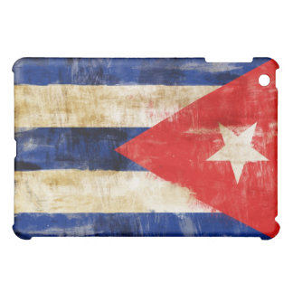 Old Cuba flag iPad Mini Cover