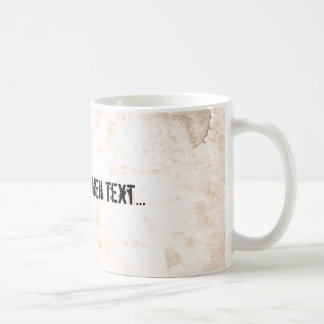 Old Dirty Background Coffee Mug