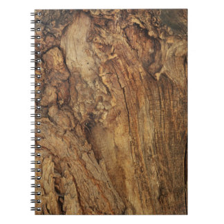 OLD DISTRESSED WOOD TEXTURE.jpg Notebook