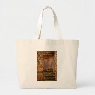 old door canvas bags