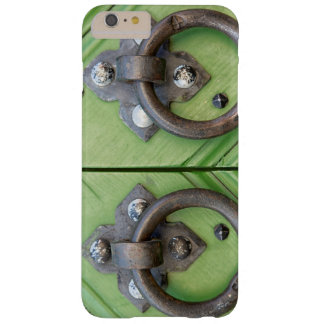 Old door barely there iPhone 6 plus case