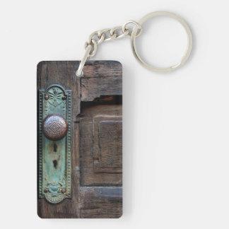Old Door Knob - keychain