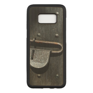 Old Door Latch Carved Samsung Galaxy S8 Case