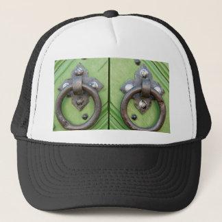 Old door trucker hat