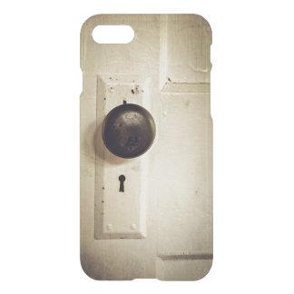 Old Door with Knob iPhone 7 Case