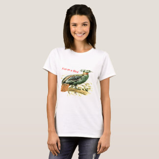 Old Drawing of a Pheasant T-Shirt