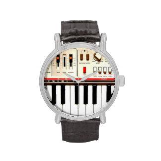Old Electric Keyboard Wrist Watch