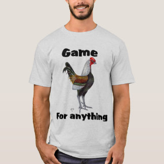 Old English Game Bantam Tshirt