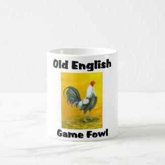 Old English Game Fowl Mug